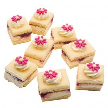 Cake Petitfours 9 Stuks
