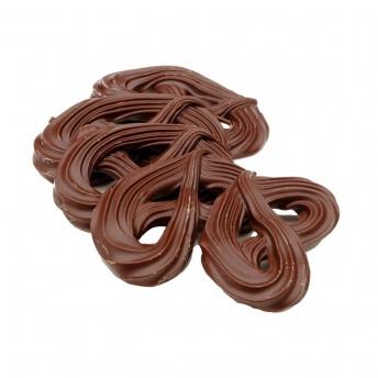 Chocolade krakelingen Puur