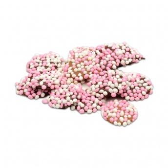 Chocolade geboorte flik Puur Roze