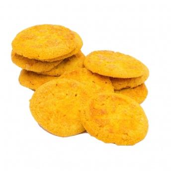 Sinaasappel koekjes per 100 gram