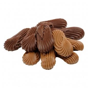 Room chocolade puur